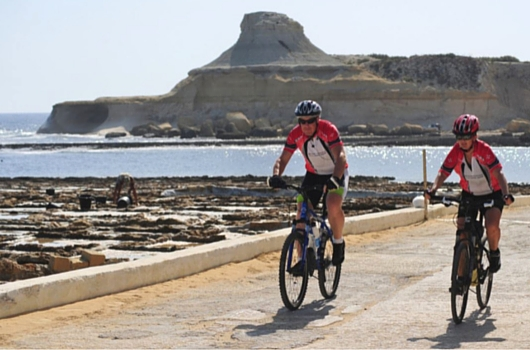 Bike Adventure Gozo